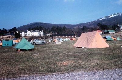 1965 Brum U Cairngorms Spring Ski Trip