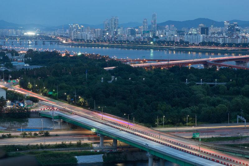 서울 응봉산 3