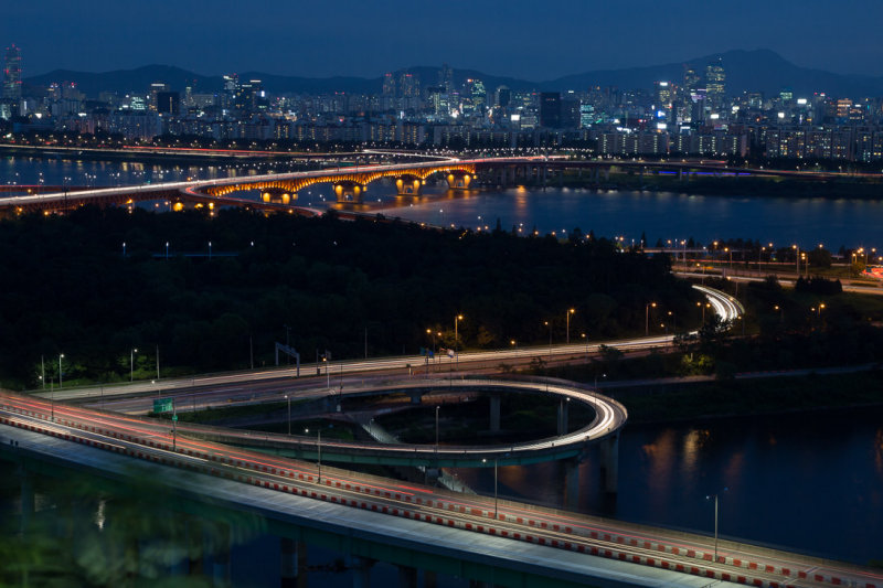 서울 응봉산 5