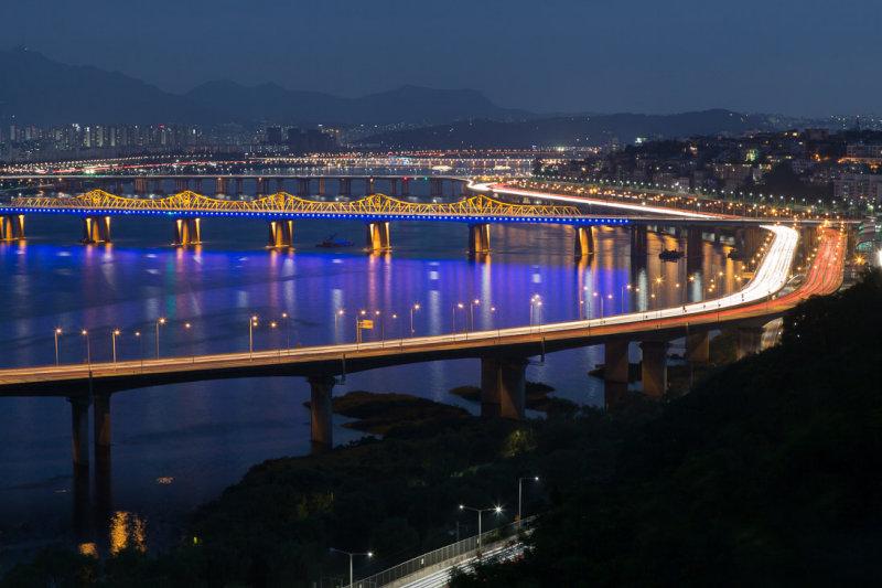 서울 응봉산 6