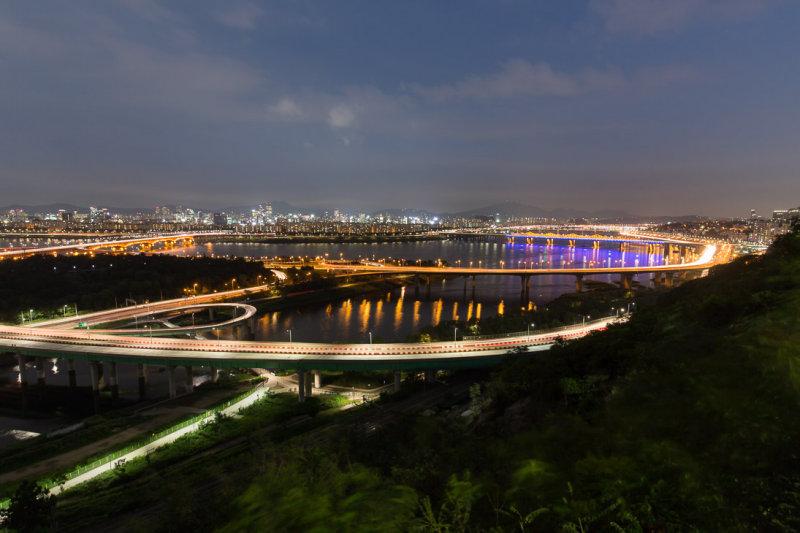 서울 응봉산 7