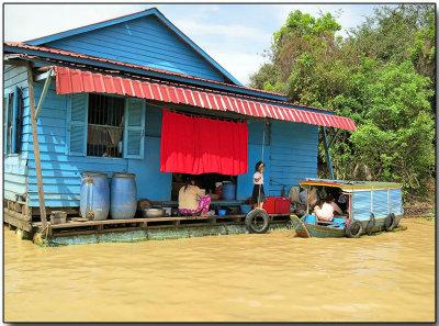 Tonlé Sap Lake 9