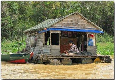 Tonlé Sap Lake 13