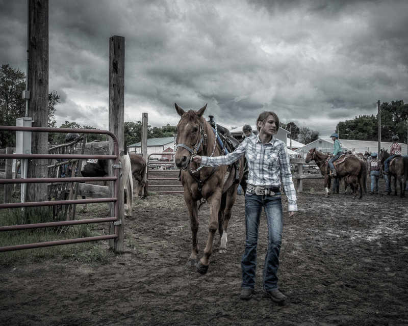 Another one From  the Horse Competition