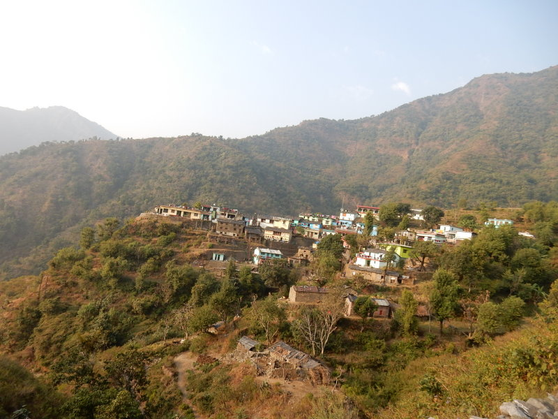 Visit remote villages