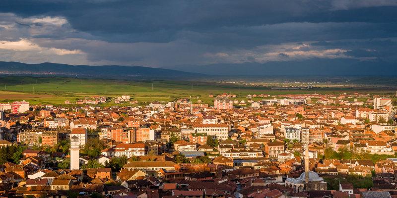 Gjakova Panorama