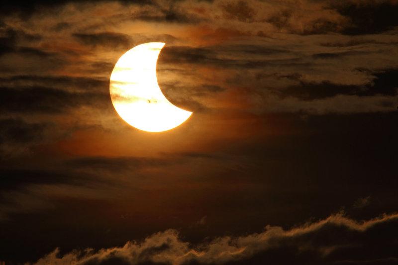 Moon Meets Sun