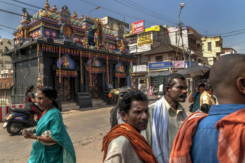 Trivandrum Street Scene