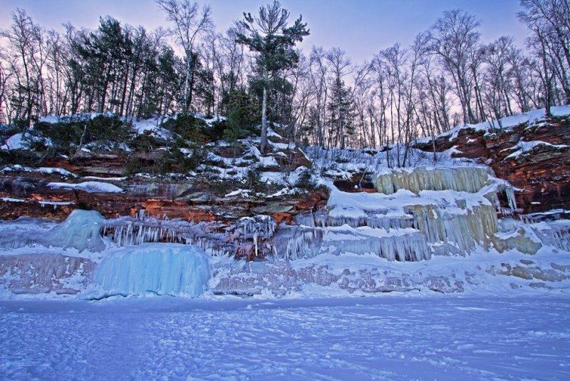Blue Morning Lake Superior
