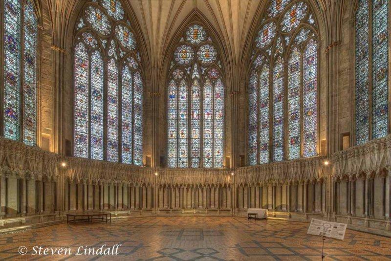 Chapter House - York Minster