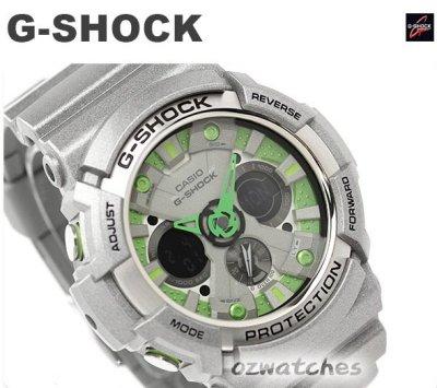 g shock timer instructions