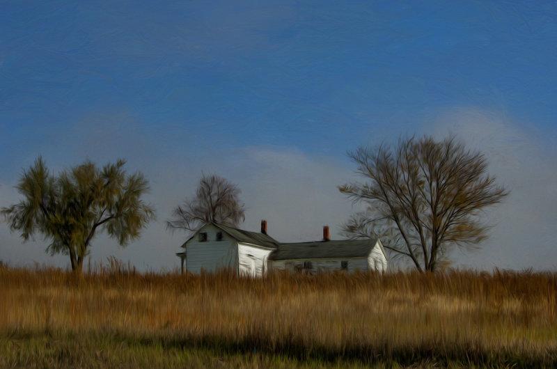 Old Prairie Home