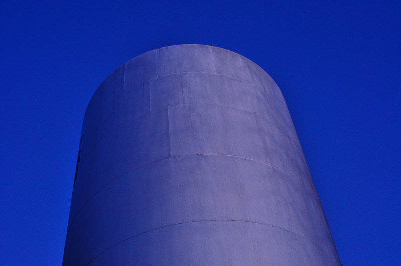 Water Tower Abstract