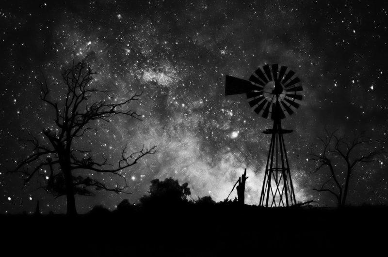 Milky Way Composite
