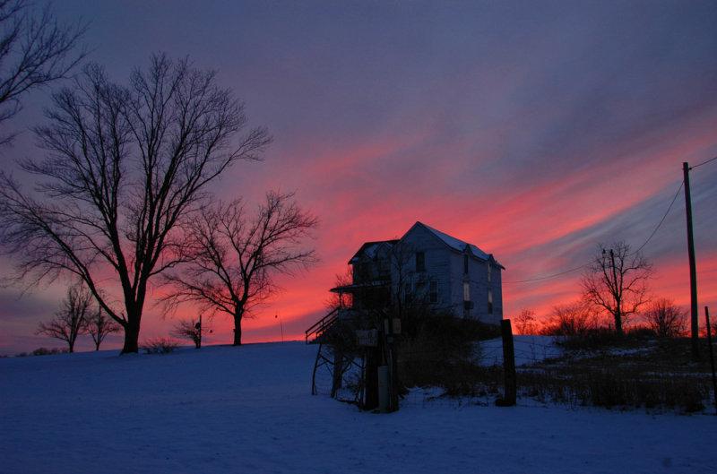 Sandville Sunset