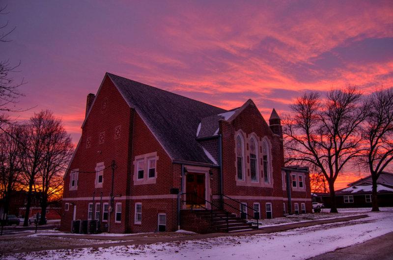 Sunset & Presbyterian Church