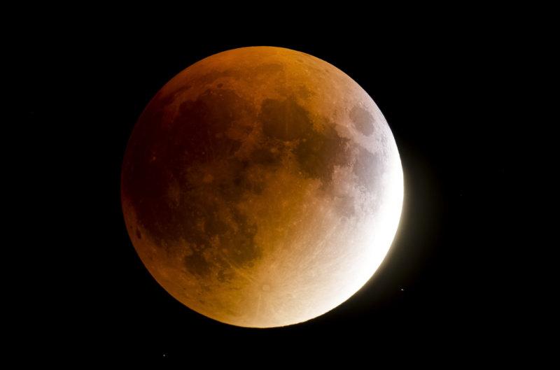 Lunar Eclipse Phase Ingress