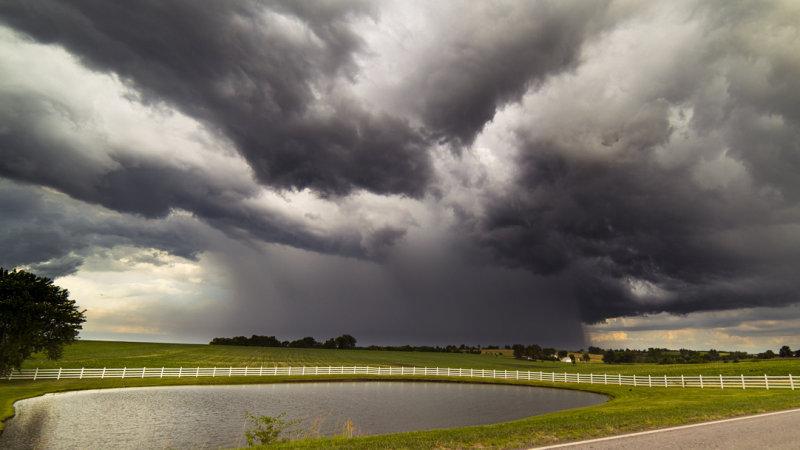 Massive Rainshaft