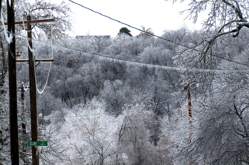 Ice Storm & South Hill