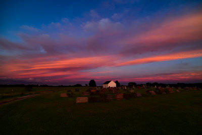 Fairview Sunset Sequence