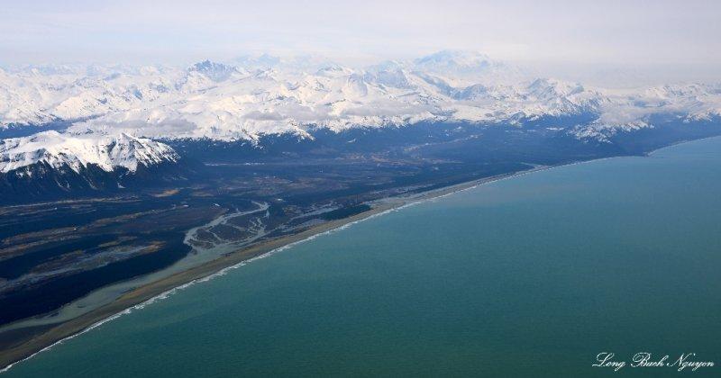 наращивании аляскинский залив фото был основным материалом