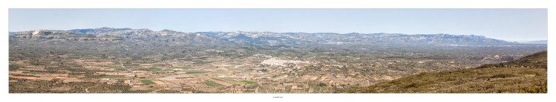 21/02/2016 · Panoràmica des de la serra de Sant Pere o serra del Solà.