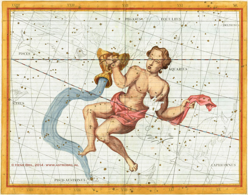 Plate 9 - Aquarius
