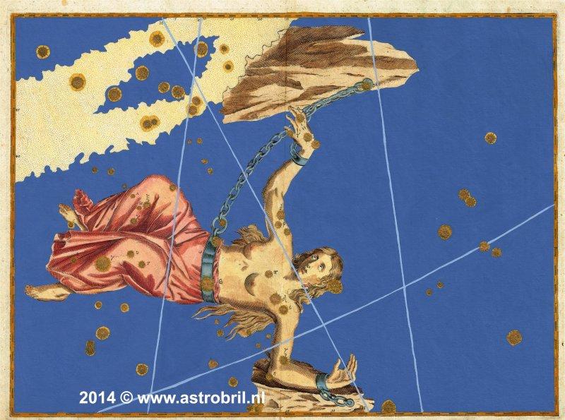 Plate 20 - Andromeda