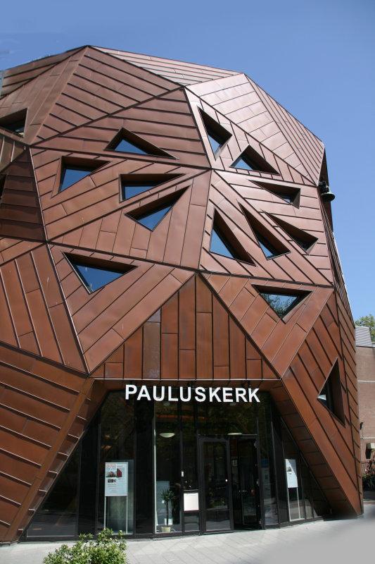 de nieuwe Pauluskerk