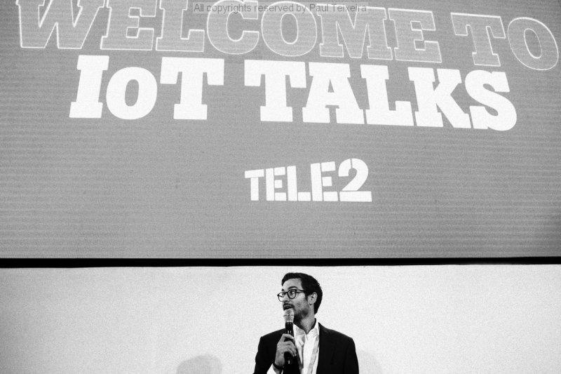 Dennis van Middelkoop - Regional Sales Director BeNeLux + France IoT Tele2 Global Solutions