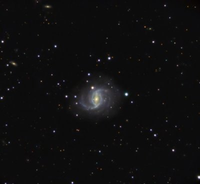 NGC 5921 by The Hole in the Trees Skybox