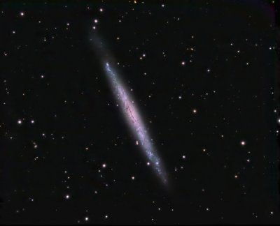 NGC 4244 by The Hole in the Trees Skybox