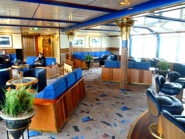 NORDNORGE - lounge on visit @ Honningsvag, North Cape, Norway