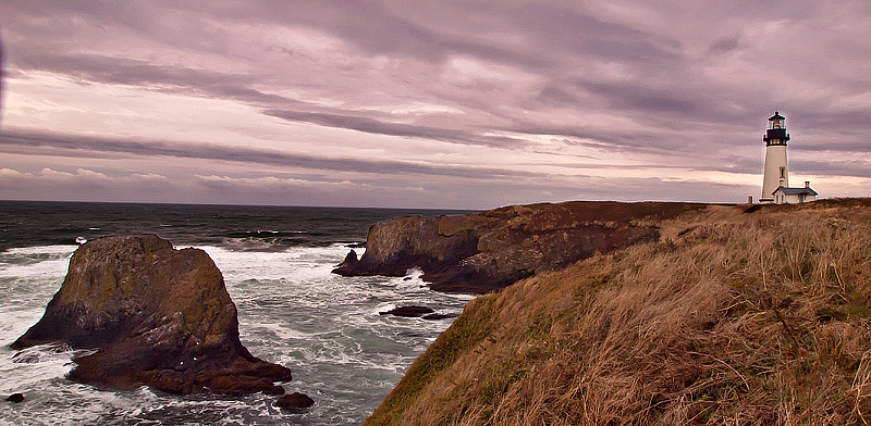 Yaquina head Lighthouse, view 3