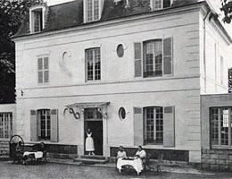 HOSTELLERIE de GIVERNY, LE GARDENIA