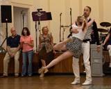 Killer Dillers perform at Swing City, 25 September 2010 [link]