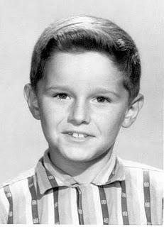 Bill as a Boy