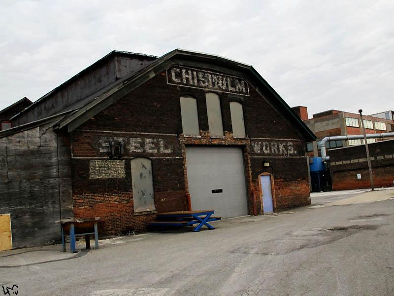 chisholm steel works