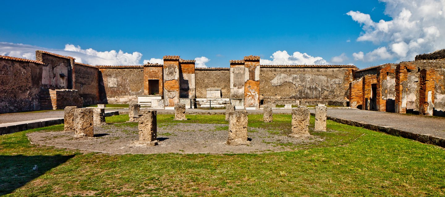 Macellum of Pompeii