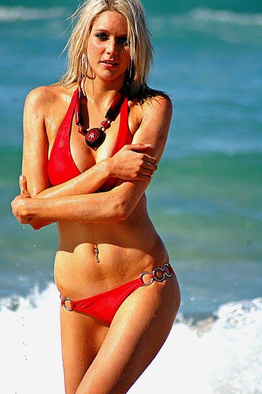 MVP Model and ANTM Star  Sophie Miller