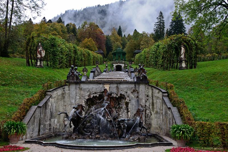 Linderhof Palace Cascade leading to Nepyune Fountain-DSC_5251-800.jpg