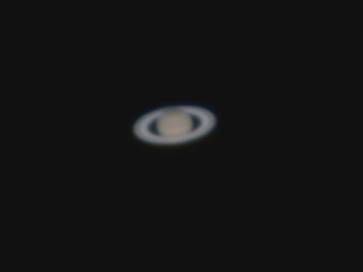 Saturn at Opposition 01-Jul-2018