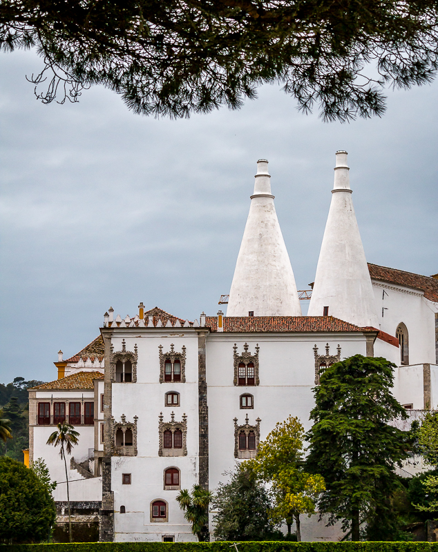 The National Palace of Sintra