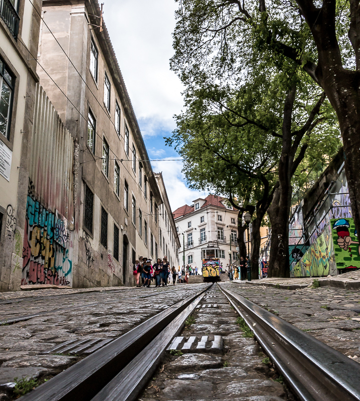Here Comes The Funicular