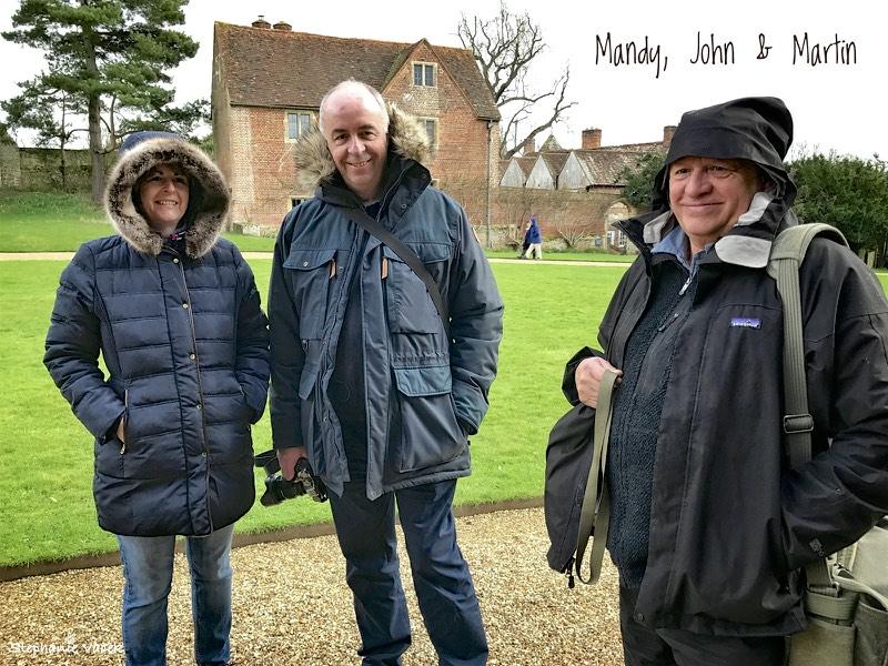 Mandy, Martin & John