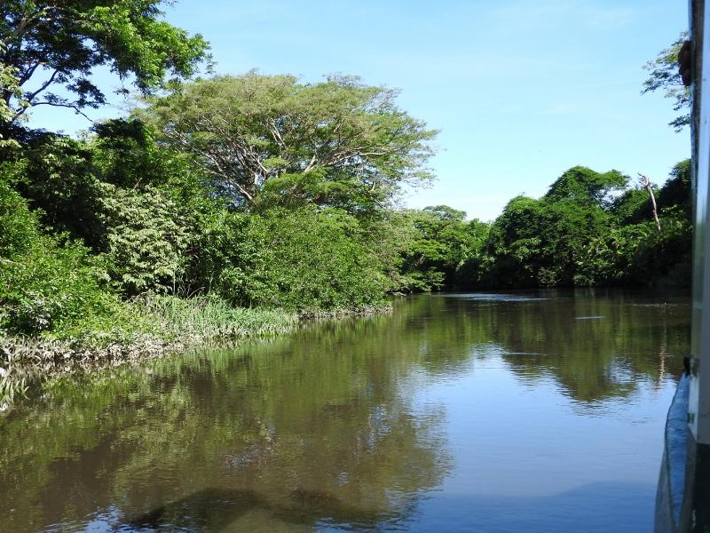 Rio Tempisque Boat Tour