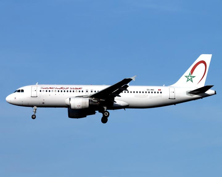A320 TS-INC