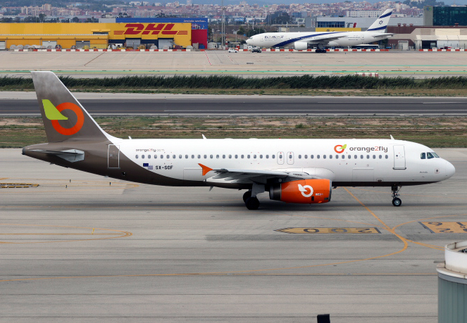 A320 SX-SOF
