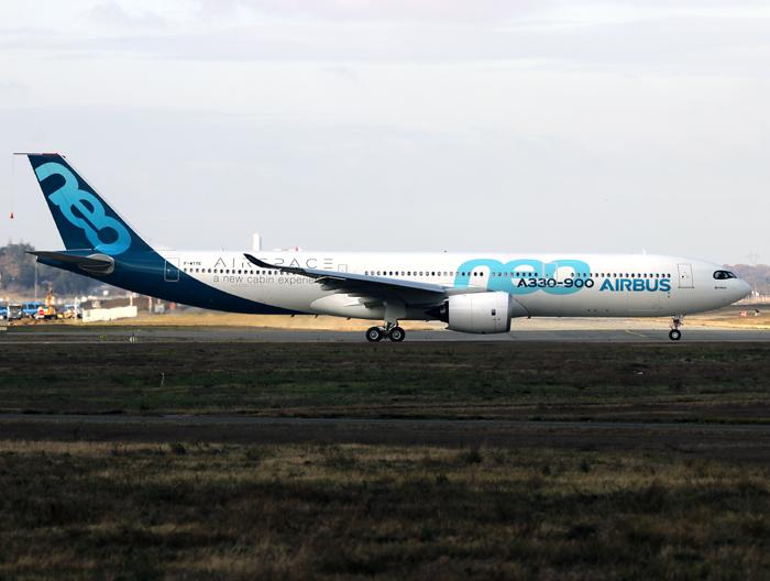 A330Neo  F-WTTE