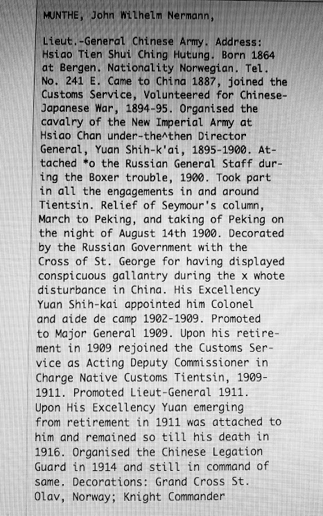 Full text of  The Peking Who´s Who 1922